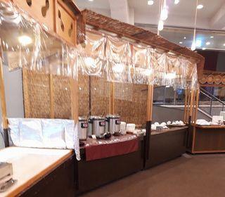 日光の奥座敷「川治温泉」 湯量が豊富なことでも知られてます。