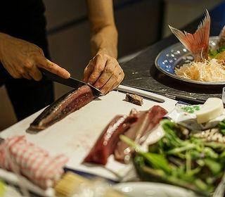 信州産にこだわった 食材を中心とした和食調理をして頂きます。